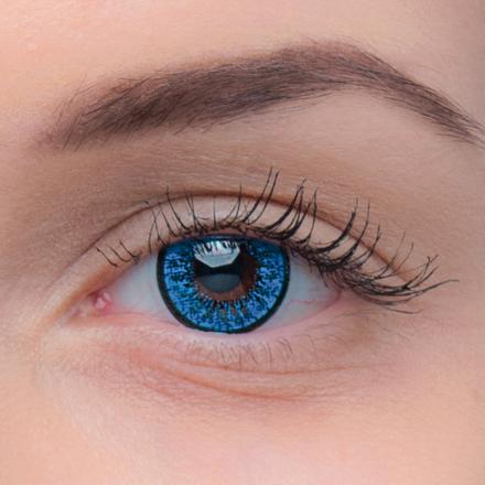 Цветные линзы EOS 203 Blue